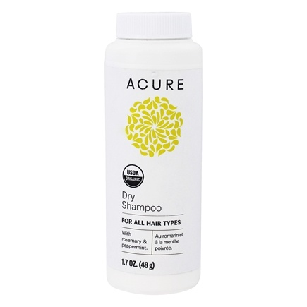 ACURE - Dry Shampoo Argan Stem Cell + CoQ10 - 1.7 oz.