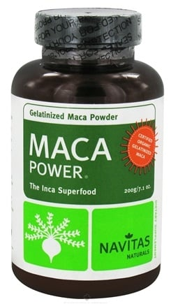 DROPPED: Navitas Naturals - Maca Power Powder - 7.1 oz.