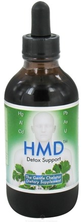 DROPPED: Natural Path Silver Wings - HMD Heavy Metal Detox Support - 4 oz.
