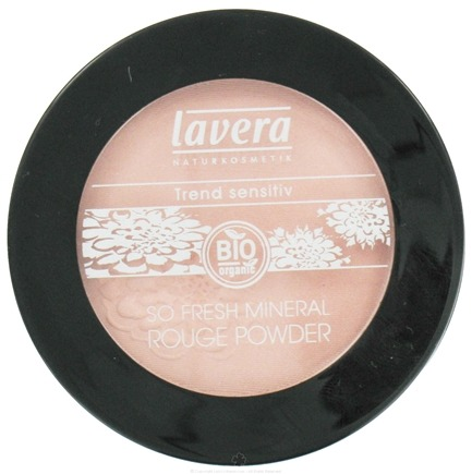 DROPPED: Lavera - So Fresh Mineral Rouge Powder Shimmering Rosy Light - 0.11 oz. CLEARANCE PRICED