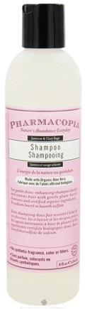 DROPPED: Pharmacopia - Shampoo Jasmine & Clary Sage - 8 oz. CLEARANCE PRICED
