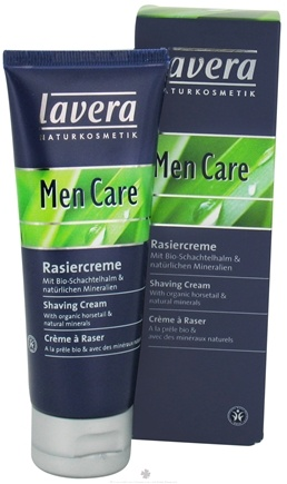 DROPPED: Lavera - Men Care Shaving Cream - 2.5 oz.