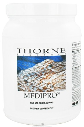 DROPPED: Thorne Research - Medipro - 18 oz.