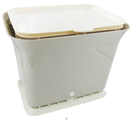 Full Circle - Fresh Air Kitchen Compost Collector Cool Earth