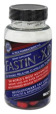 DROPPED: Hi-Tech Pharmaceuticals - UNPUBLISHED Fastin XR - 90 Capsules