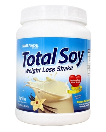 Naturade - Total Soy Meal Replacement Vanilla - 19.05 oz.