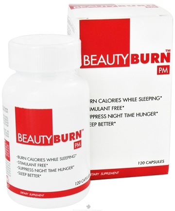 DROPPED: BeautyFit - BeautyBurn PM - 120 Capsules