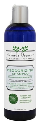 DROPPED: Richard's Organics - Deodorizing Shampoo - 12 oz.