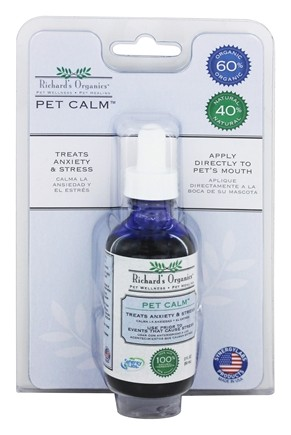 Richard's Organics - Pet Calm - 2 oz.