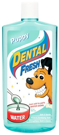 DROPPED: Synergy Labs - Dental Fresh Puppy - 17 oz. CLEARANCE PRICED