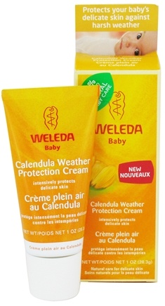 DROPPED: Weleda - Baby Calendula Weather Protection Cream - 1 oz. CLEARANCE PRICED