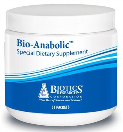 DROPPED: Biotics Research - Bio-Anabolic Pack - 31 Packet(s) CLEARANCE PRICED