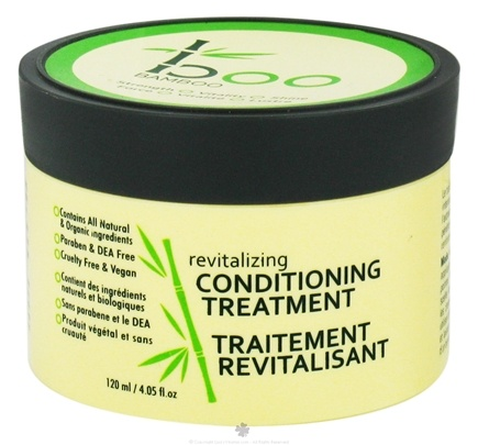 DROPPED: Boo Bamboo - Revitalizing Conditioning Treatment - 4.05 oz.
