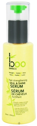 DROPPED: Boo Bamboo - Hair Strengthening Seal and Shine Serum - 1.79 oz.