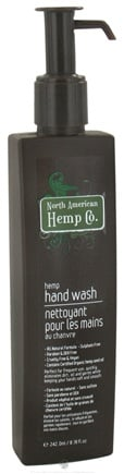 DROPPED: North American Hemp Company - Hemp Hand Wash - 8.18 oz. CLEARANCE PRICED
