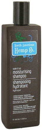 DROPPED: North American Hemp Company - Moisturizing Shampoo - 11.56 oz.