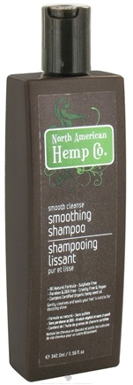 DROPPED: North American Hemp Company - Smoothing Shampoo - 11.56 oz.