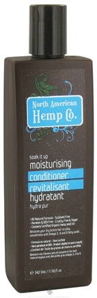 DROPPED: North American Hemp Company - Moisturizing Conditioner - 11.56 oz.