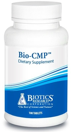DROPPED: Biotics Research - Bio-CMP - 100 Tablets CLEARANCE PRICED