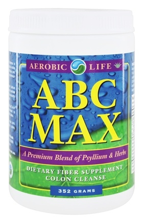 DROPPED: Aerobic Life - ABC MAX - 352 Gram(s) CLEARANCE PRICED