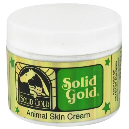 DROPPED: Solid Gold - Animal Skin Cream - 2 oz. CLEARANCE PRICED