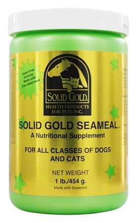Solid Gold - SeaMeal For All Classes Of Dogs And Cats - 1 lb.