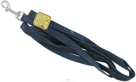 DROPPED: Coastal Pet Products - New Earth Soy Leash Pet Lead 3/4 Inch Indigo - 6 ft. CLEARANCE PRICED