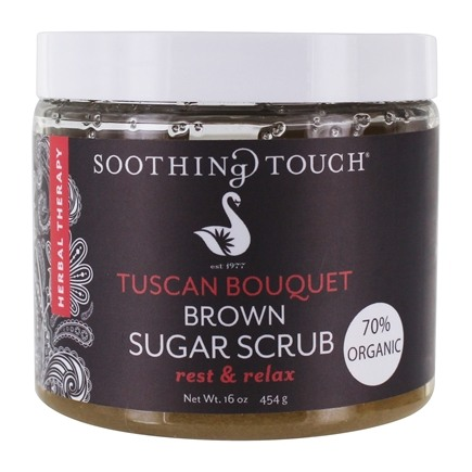 DROPPED: Soothing Touch - Brown Sugar Scrub Rest & Relax - 16 oz.