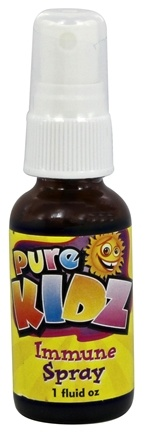 DROPPED: Pure Kidz - Immune Spray Fruit Punch - 1 oz. CLEARANCE PRICED