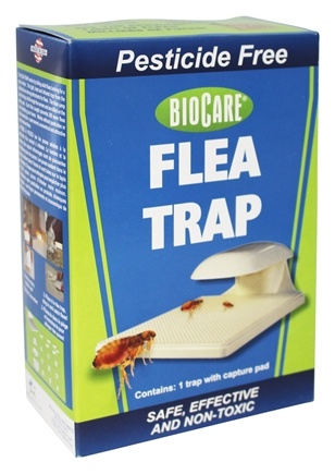 SpringStar - Electric Flea Trap With Capture Pad