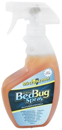 DROPPED: All Natural Bed Bugs Spray - Bed Bug Spray - 16 oz. CLEARANCE PRICED