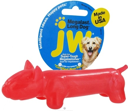 DROPPED: JW Pet Company - MegaLast Long Dog Medium