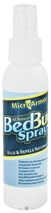 DROPPED: All Natural Bed Bugs Spray - Bed Bug Spray Travel Size - 3.4 oz.