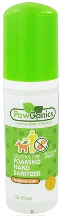 DROPPED: PL360 - The Germinator Foaming Hand Sanitizer Tangerine - 1.69 oz. CLEARANCE PRICED