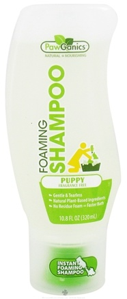 DROPPED: PL360 - Foaming Shampoo Puppy Formula Fragrance-Free - 10.8 oz. CLEARANCE PRICED