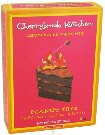 DROPPED: Cherrybrook Kitchen - Chocolate Cake Mix - 19.5 oz. CLEARANCE PRICED