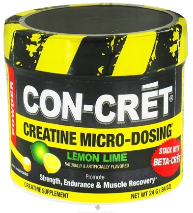 DROPPED: Promera Health - Con-Cret Creatine Micro-Dose Lemon Lime - 24 Grams CLEARANCE PRICED