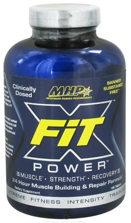 DROPPED: MHP - X Fit Power - 168 Tablets CLEARANCE PRICED