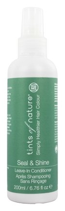 Tints Of Nature - Seal & Shine Leave-In Conditioner - 6.76 oz. LUCKY PRICE