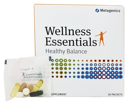 Metagenics - Wellness Essentials Healthy Balance - 30 Packet(s)