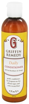 DROPPED: Griffin Remedy - Daily Conditioner with Sea Buckthorn and Orange - 8 oz.