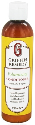 DROPPED: Griffin Remedy - Volumizing Conditioner with Barley and Jojoba - 8 oz.