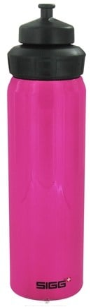 DROPPED: Sigg - Aluminum Water Bottle Wide Mouth Slim Purple - 0.75 Liter(s) CLEARANCE PRICED