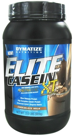 DROPPED: Dymatize Nutrition - Elite Casein XT Chocolate Milk - 2 lbs. CLEARANCE PRICED