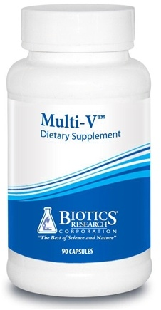 DROPPED: Biotics Research - Multi-V - 90 Capsules CLEARANCE PRICED