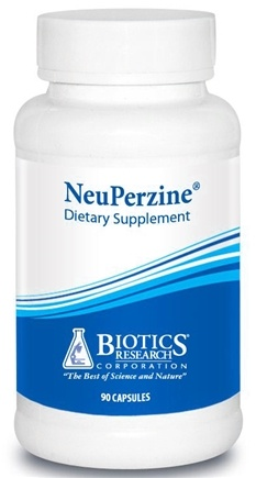 DROPPED: Biotics Research - NeuPerzine - 90 Capsules CLEARANCE PRICED