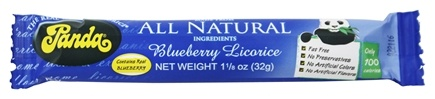 DROPPED: Panda - Licorice Bar Blueberry - 1.12 oz.
