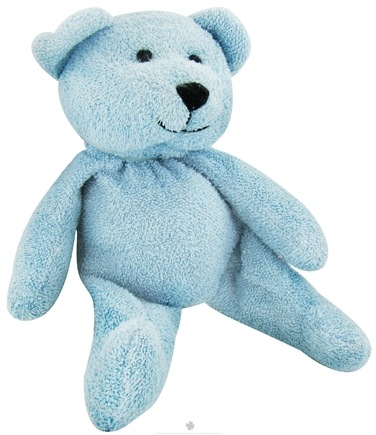 """DROPPED: Thermal-Aid - 100% Natural Heating and Cooling Pack Ages 3 Plus - 12"""" X 5"""" Blue Bear - CLEARANCE PRICED"""