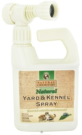 DROPPED: Natural Chemistry - Natural Yard & Kennel Spray - 32 oz.