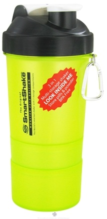 DROPPED: SmartShake - 3 in 1 Multi Storage Shaker BPA Free Monster - 20 oz. CLEARANCE PRICED